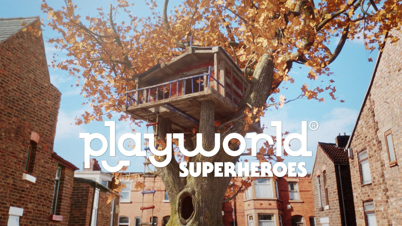 Playworlds Superheroes