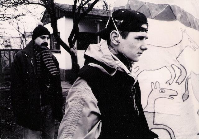 Broken Arrow 1 - Janusz Wisnioch, Dominik Zdyb