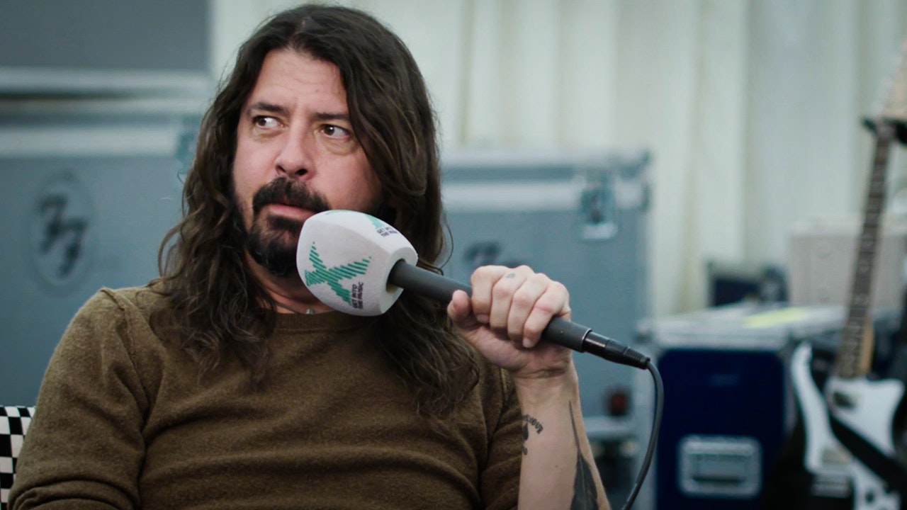 Dave Grohl in Conversation