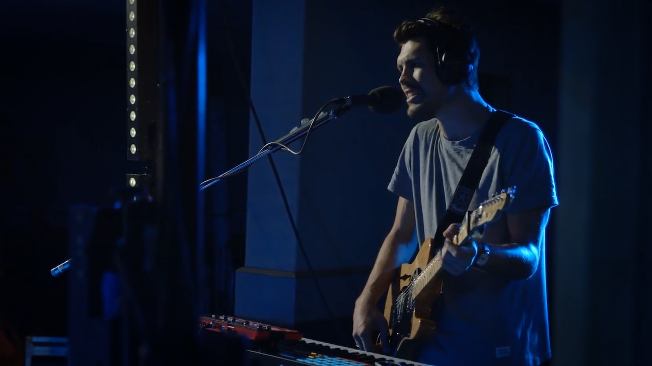 BBC R1 - Oh Wonder: Maida Vale Session