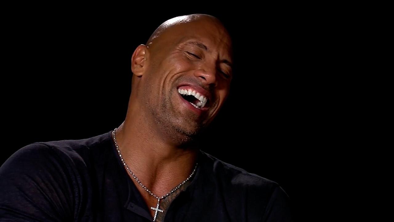 Dwayne 'The Rock' Johnson & Kevin Hart