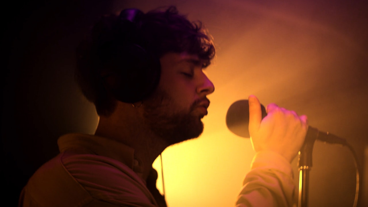Tom Grennan: Studio Session