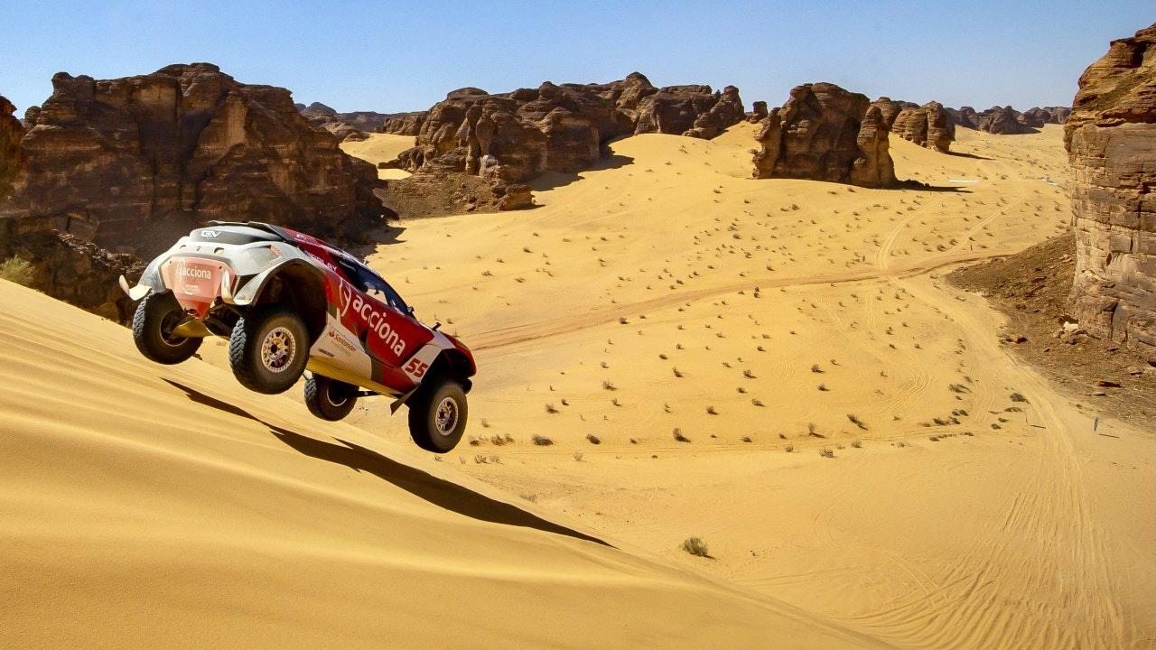 Extreme E - Desert X Prix Magazine Show