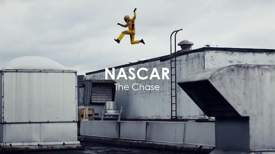 Jonathan Taylor - NASCAR - The Chase