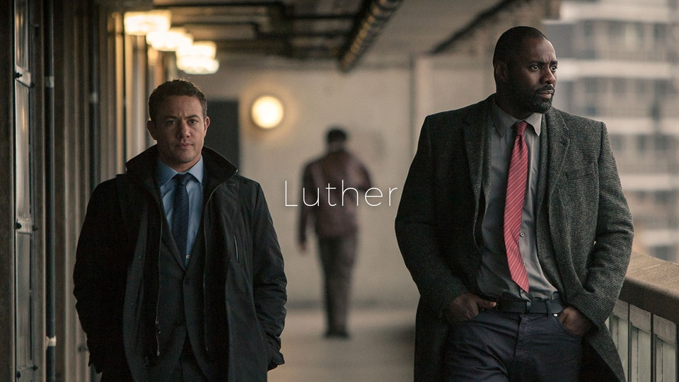 Brian Kirk - Luther