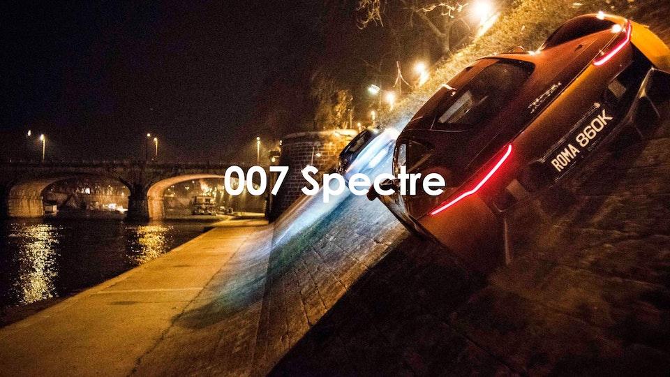 Alexander Witt - 007 Spectre