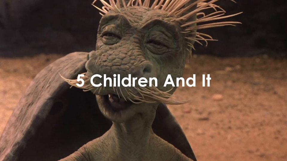 John Stephenson - 5 Children and It - Trailer
