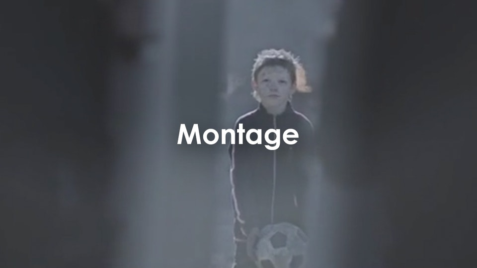 Andy Morahan - Andy Morahan - Montage