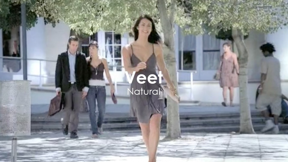 Andy Morahan - Veet - Natural