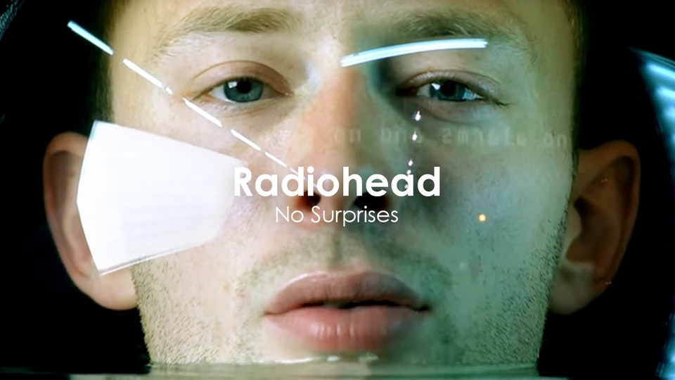 Grant Gee - Radiohead - No Surprises