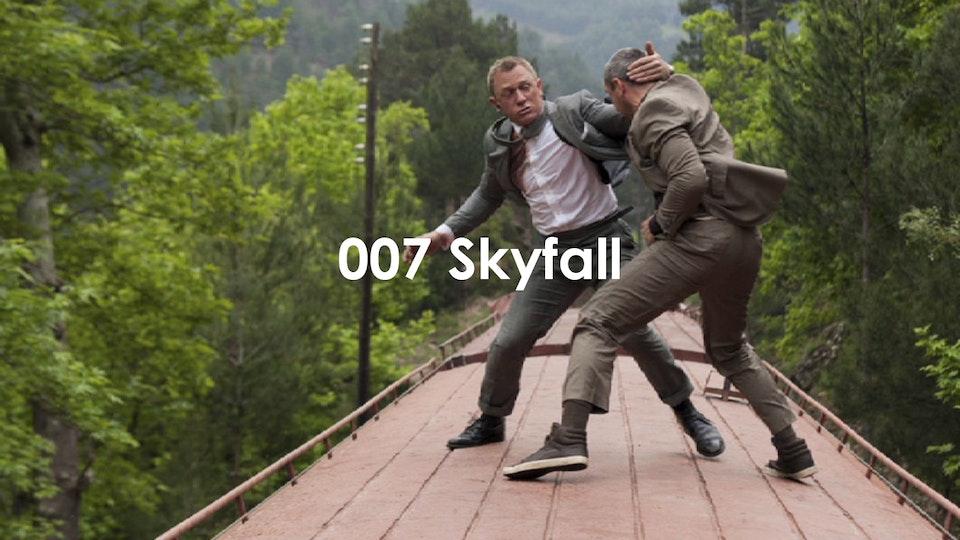 Alexander Witt - 007 Skyfall