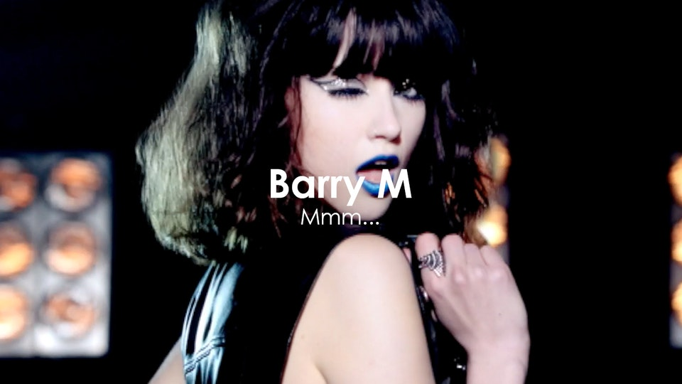 Andy Morahan - Barry M - Things That Make You Go Mmm...