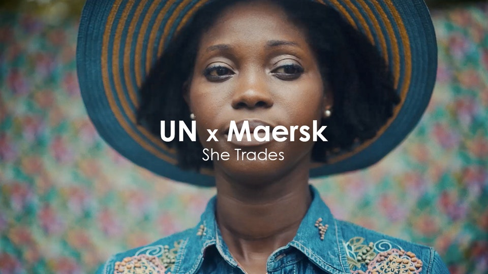 Malcolm Green - Maersk / United Nations
