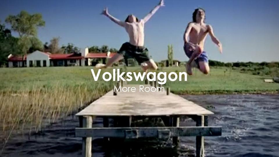 Andy Morahan - VW Golf - More Room
