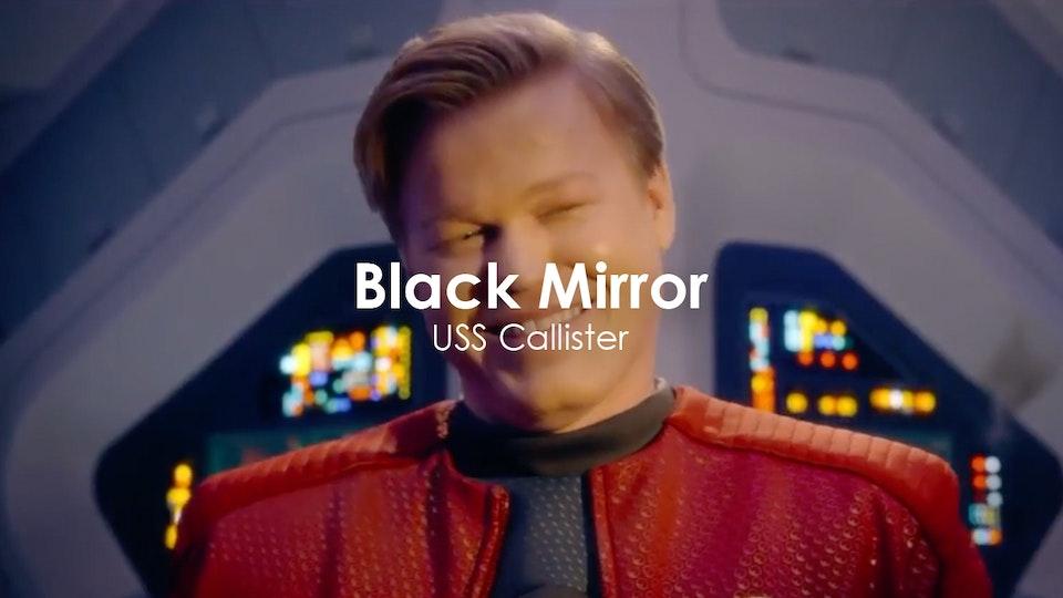Toby Haynes - Black Mirror: USS Callister