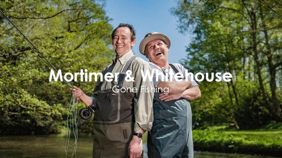 Leo McCrea - Mortimer & Whitehouse: Gone Fishing