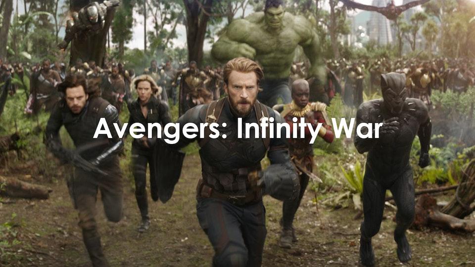 Alexander Witt - Avengers: Infinity War
