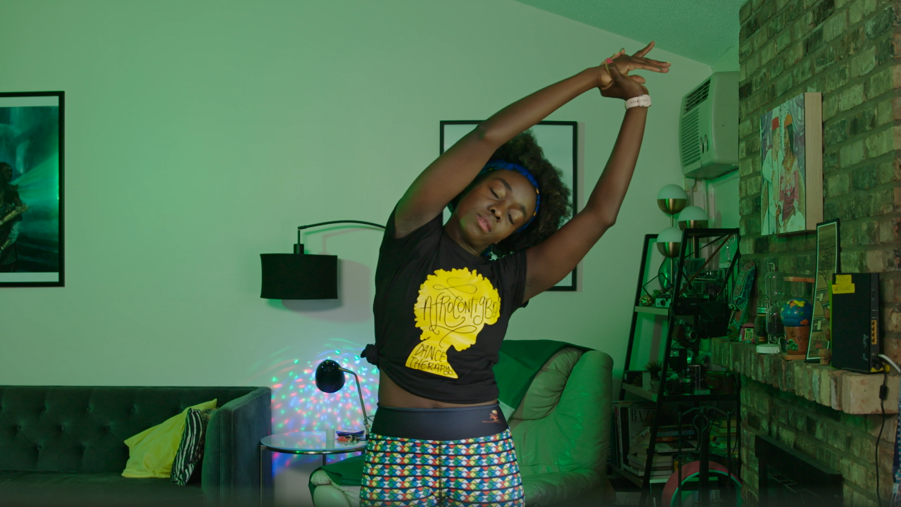 « Vimeo - Stories in Place: Afrocontigbo » -