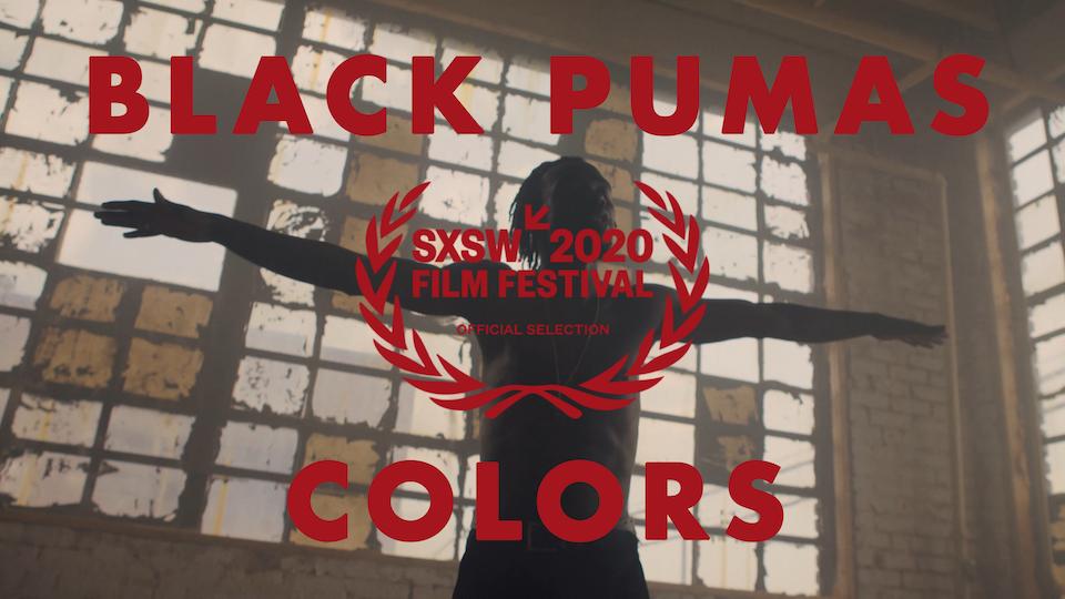 "Black Pumas ""Colors"" (Official Music Video)"