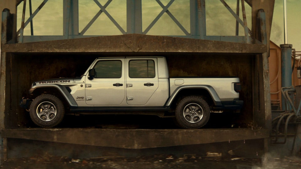 "Jeep Gladiator ""Crusher"""