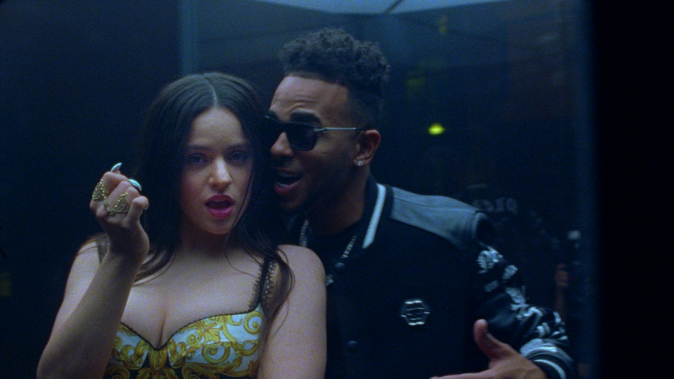 "ROSALÍA, Ozuna ""Yo x Ti, Tu x Mi"" (Official Video)"
