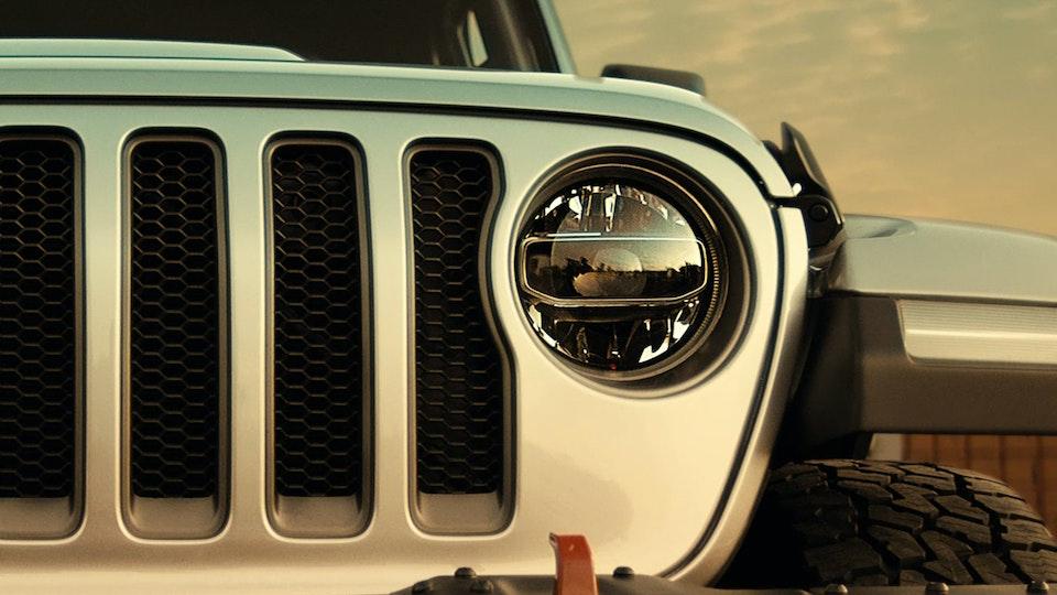 """Jeep Gladiator """"Crusher"""""""