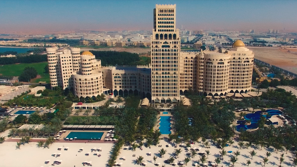 Hilton Hotels // UAE - Creating Destinations