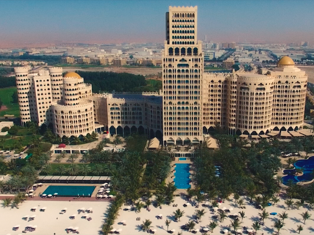 Hilton Hotels // UAE - Creating Destinations
