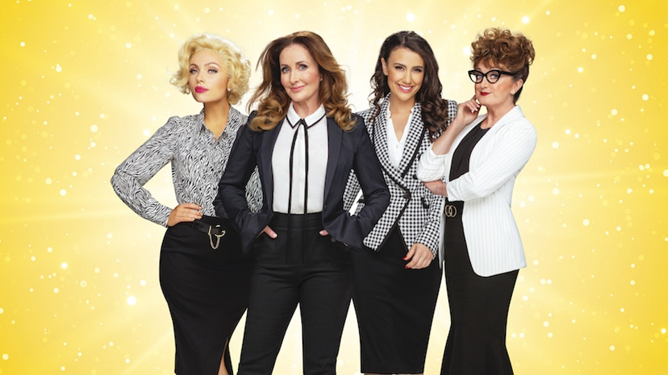 9 to 5 The Musical Promo