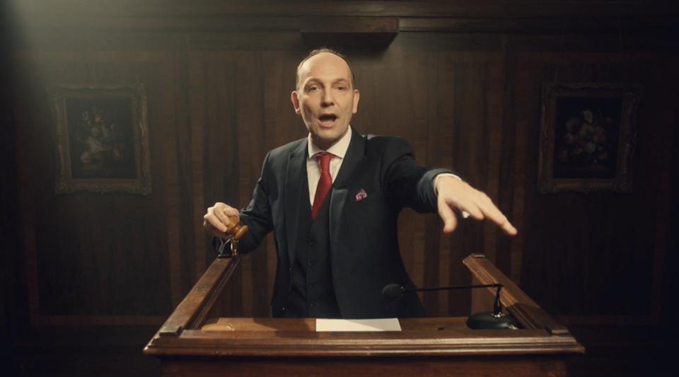 Stop Ivory 'Going Going Gone'  - commercial - dir: James Lawes   prod:  Bare Films
