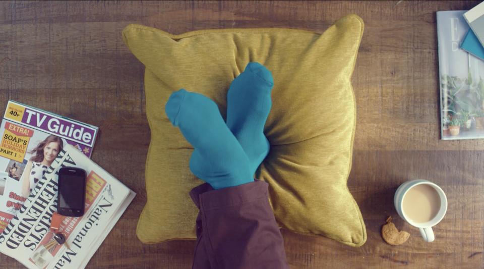 Sainsburys '9 Signs your House...' - commercial - dir: Jack Whiteley   prod: Rattling Stick