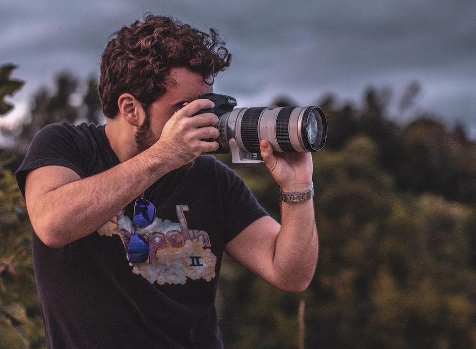 Joshua Prem - Digital Photography