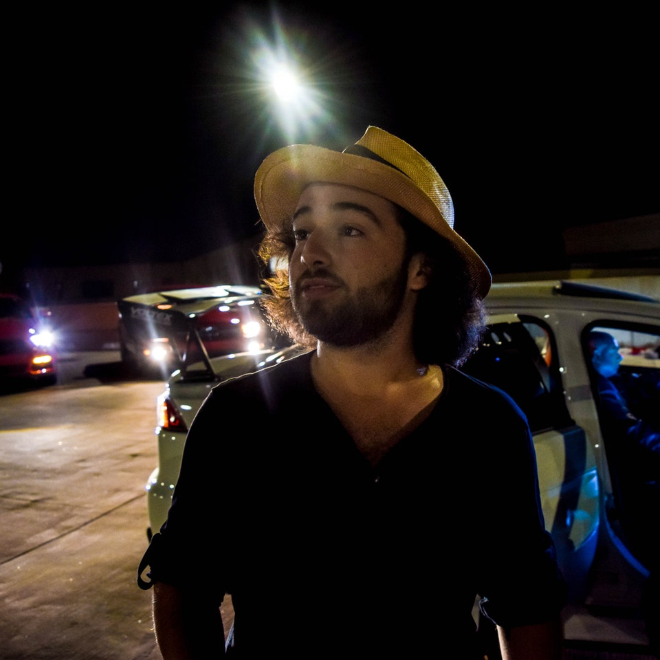 Joshua Prem - Professional Driver - Texting and Driving PSA