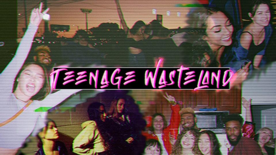 Joshua Prem - Teenage Wasteland