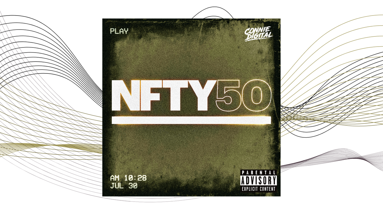 NFTy 50