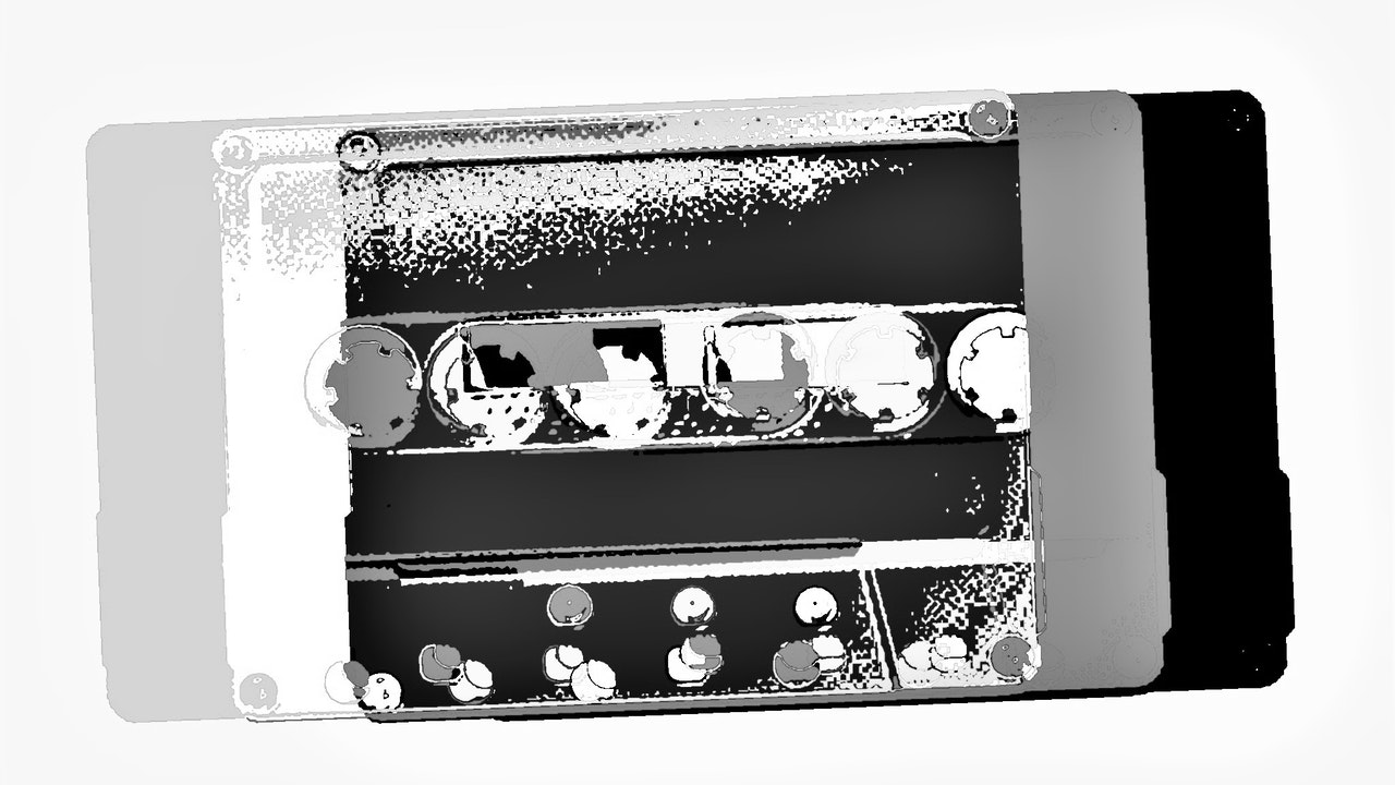 Achromatic Compact Cassette #9