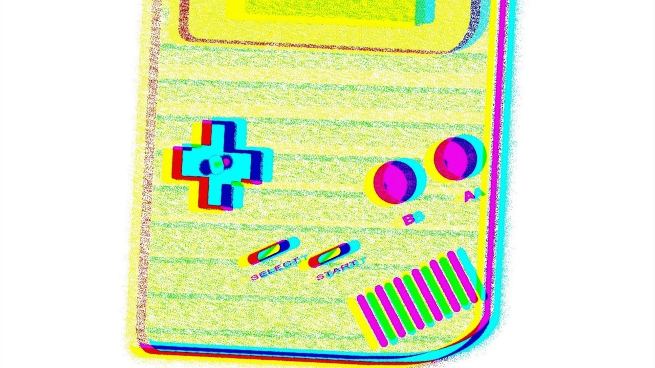 Chromatic Game Boy #2