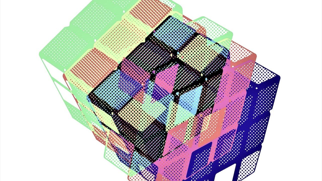 Chromatic Cube #2