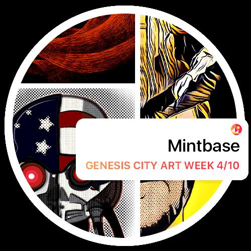 Decentraland - Mintbase Launch Party