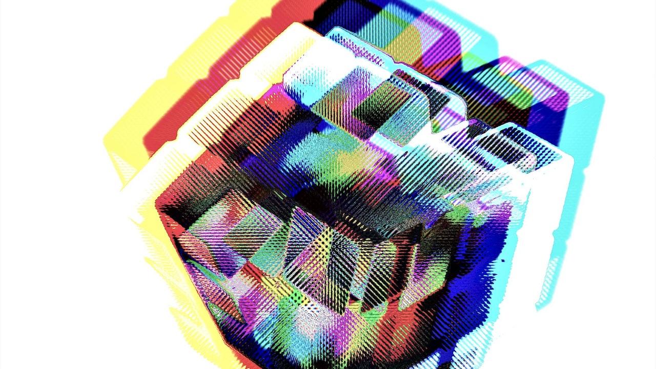 Chromatic Cube #5