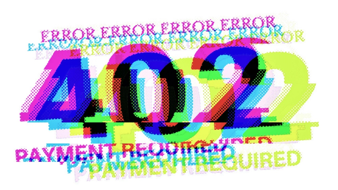 Chromatic 402 Error #2