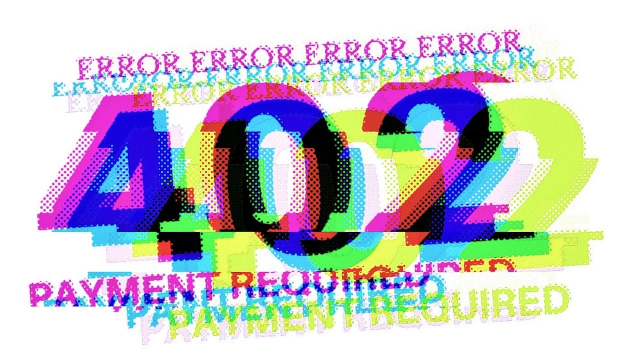 Chromatic 402 Error #2