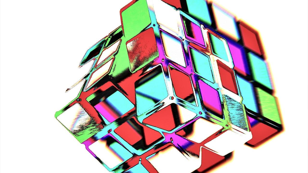 Chromatic Cube #7