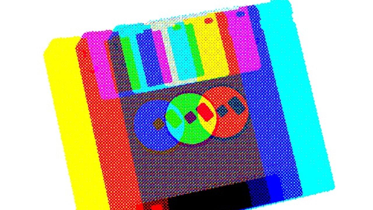 Chromatic Floppy Disk #1