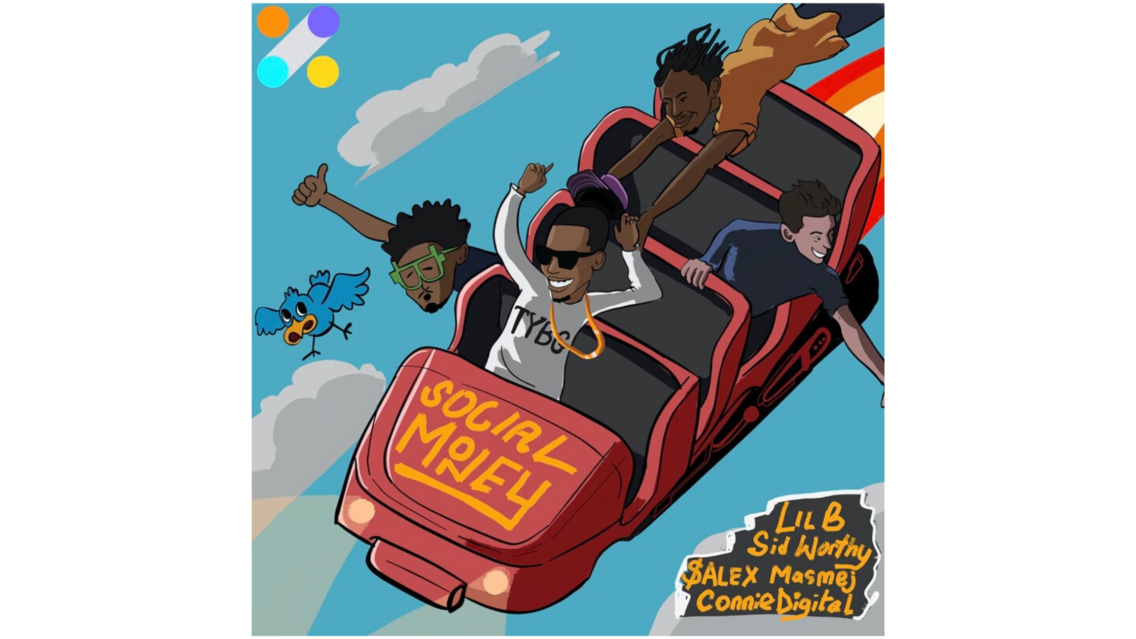 Roll Social Money song Lil B Connie Digital