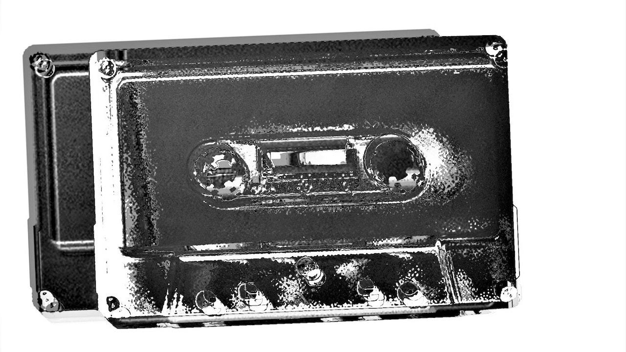 Achromatic Compact Cassette #8