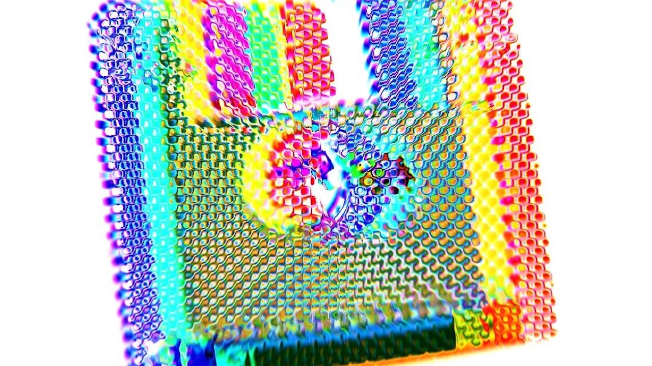 Chromatic Floppy Disk #9