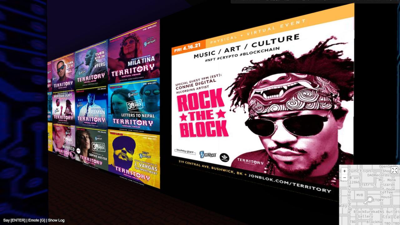 Rock The Block_CV
