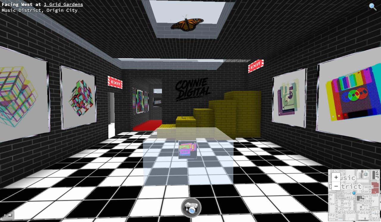 Virtual Gallery Update