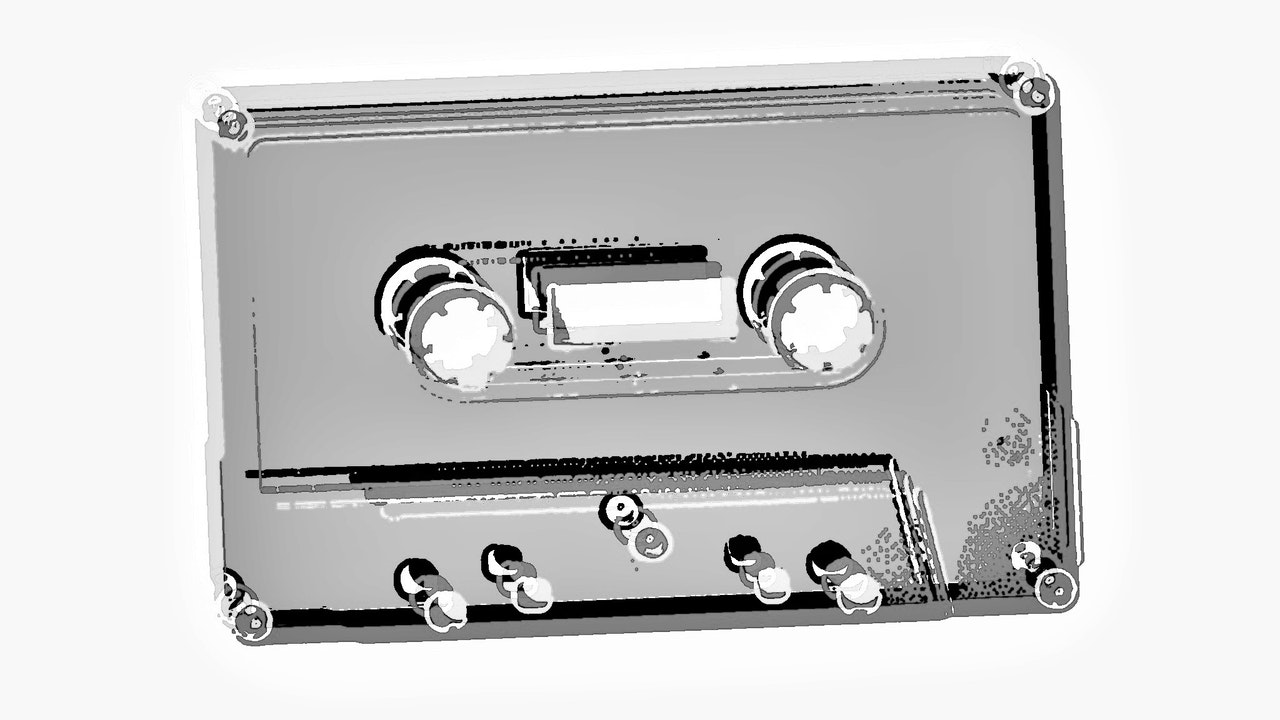 Achromatic Compact Cassette #7